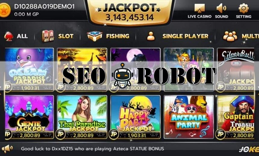 Penjelasan Jackpot Bonus Slot Online